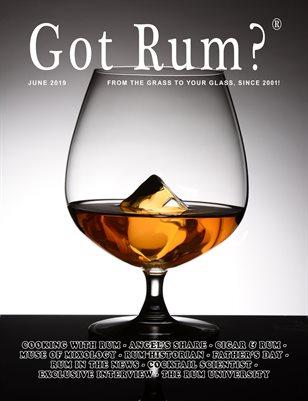 """Got Rum?"" June 2019"