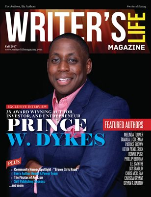 Writer's Life Magazine - Fall 2017