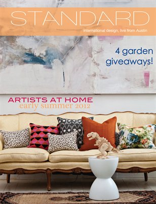 Standard Magazine Issue 11: Artists at Home, Early Summer 2012