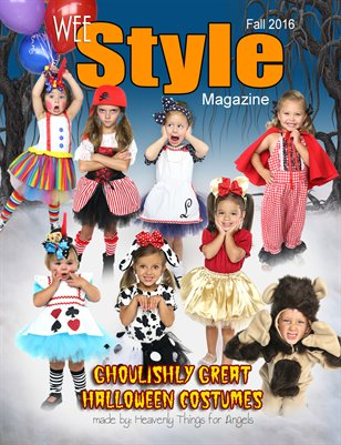 Wee Style Magazine 2016 Fall Issue