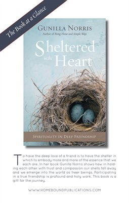 Sheltered in the Heart | Book at a Glance