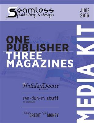 Seamless Publishing & Design Media Kit
