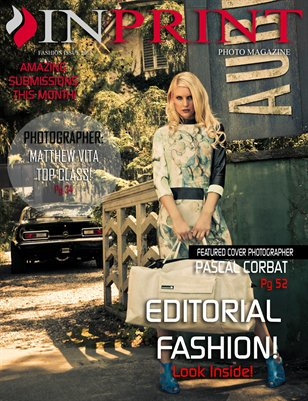 Issue 18: Editorial Fashion 2013
