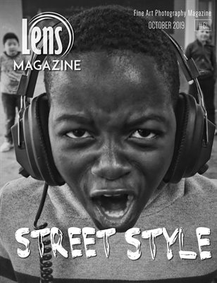 Lens Magazine Issue #61 STREET STYLE