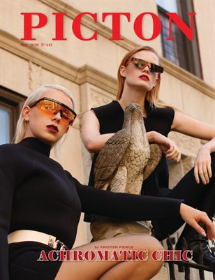 Picton Magazine MARCH  2020 N443 Cover 1