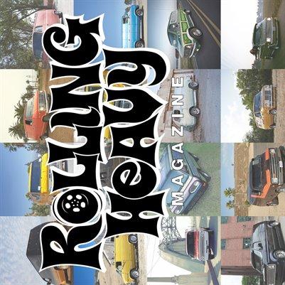 Rolling Heavy Calendar 2014-2015
