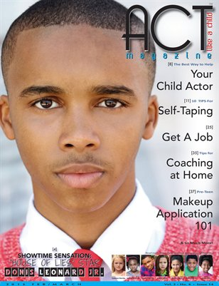 ACT Like A Child Magazine Issue 14