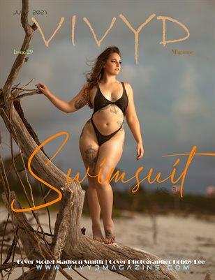 VIVYD Magazine Swimsuit Vol 3 Special Edition