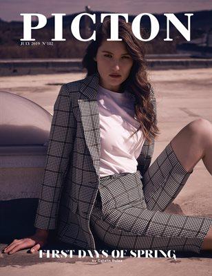 Picton Magazine JULY 2019 N182