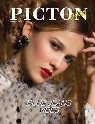 Picton Magazine MARCH 2019 GOLD N66 Cover 4
