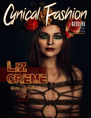 Cynical Fashion Mag Issue #25 Vol.2