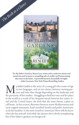 My Father's Gardens | Book at a Glance