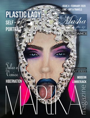 MARIKA MAGAZINE FINEART & TRAVEL (February - issue 4)