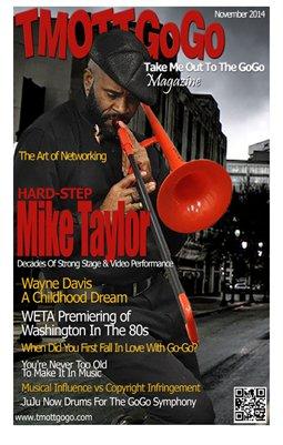 TMOTTGoGo Magazine - Mike Taylor - November 2014