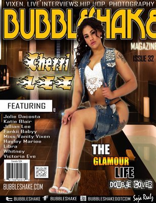Bubble Shake Magazine Issue 32 (Cherrie Lee)