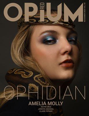Opium Red 11 November 2020 VOL 3