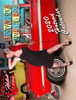 Special Edition Bodyworks Unlimited Hotrod Calendar 2020