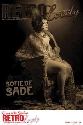 Sofie de Sade Cover Poster