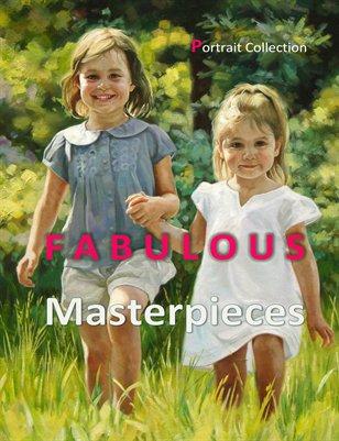 Portrait Magazine by Fabulous Masterpieces