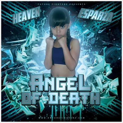 Heaven Esparza Comp Card 8x8