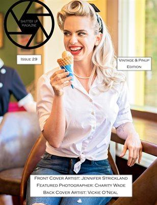 Shutter Up Magazine, Issue 29