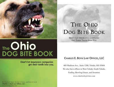 The Ohio Dog Bite Book