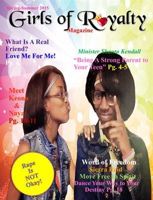 Girls of Royalty Magazine