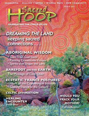 Sacred Hoop Magazine - Issue 81 (Retail)