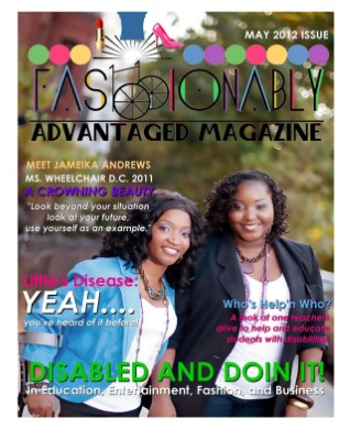 Fashionably Advantaged Magazine Spring 2012 Issue