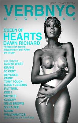 VerbNYC Magazine (Silver) Edition