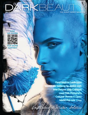 Dark Beauty Magazine - ISSUE 3 - Winter '10