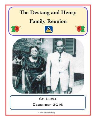 DESTANG FAMILY BOOKLET