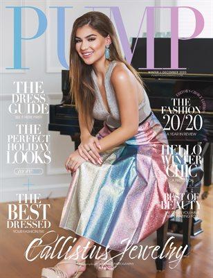 PUMP Magazine | The Anniversary Edition | Vol.4
