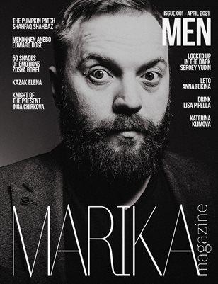 MARIKA MAGAZINE MEN (ISSUE 801 - APRIL)