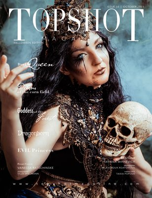 Issue 10 - HALLOWEEN SPECIAL EDITION