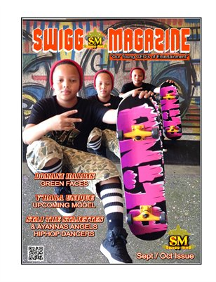 Swigg Magazine Vol 3 Issue 3