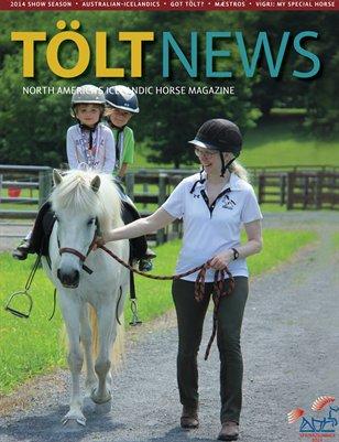 Tolt News Spring/Summer 2014
