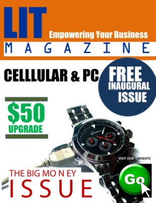 LIT Magazine January 2012