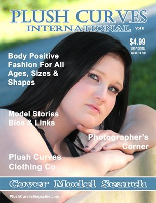 Plush Curves International Magazine Vol 6