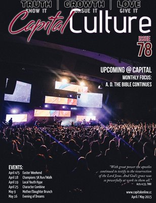 April / May 2015, Issue 78