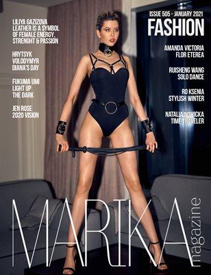 MARIKA MAGAZINE FASHION (ISSUE 505 - January)