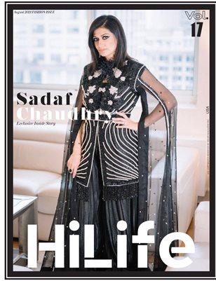 HiLife Magazine Aug 2021 (Vol-17)