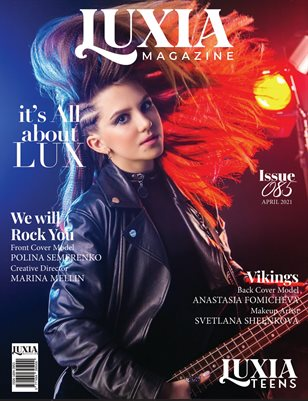 Luxia Teen, Issue #85