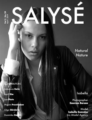 SALYSÉ Magazine | Vol 5 No 29 | April 2019 |