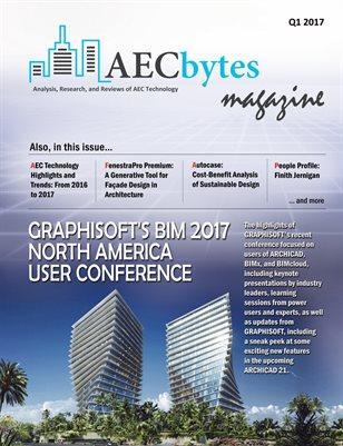 AECbytes Magazine Q1 2017