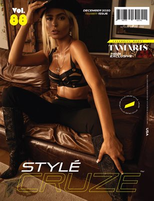 DECEMBER 2020 Issue (Vol: 88) | STYLÉCRUZE Magazine