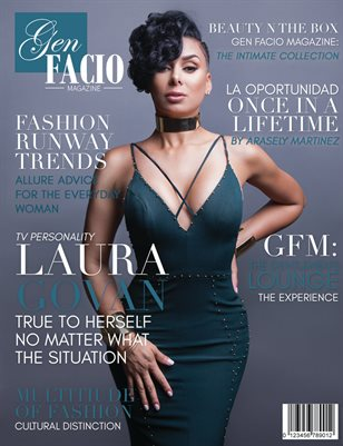 Gen Facio Magazine Issue 5 - June 2017