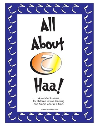 All About Haa Activity Book