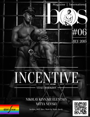 bOS mag. International #06, July 2015