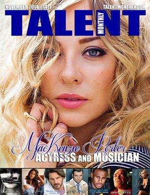 Talent Monthly Magazine November 2014 #1411